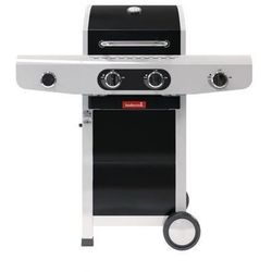 Barbecook Grill gazowy siesta 210 black