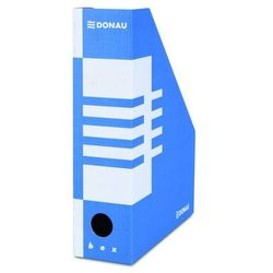 Pudło do archiwizacji 80mm niebieskie - x07625 marki Donau