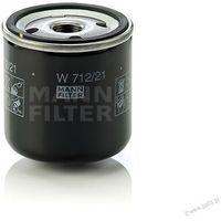 Filtr oleju W 712/21 / OP534 MANN