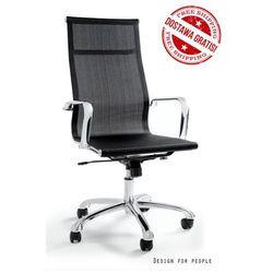 Krzesło obrotowe DRAFTY CZARNY, NEGOCJUJ CENĘ