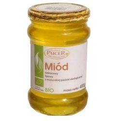 Miód Lipowy Nektarowy 400g Mazury Pucer Ekologiczny (miód)