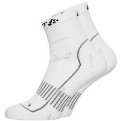 Craft 2 PACK Skarpety sportowe white (7318572269170)
