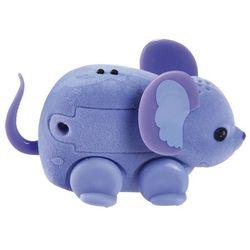 Little Live Pets, Interaktywna myszka Ospałek, fioletowa z kategorii maskotki interaktywne