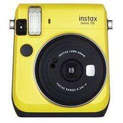 instax mini 70 żółty od producenta Fujifilm