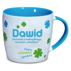 Nekupto, Dawid, kubek ceramiczny imienny, 330 ml