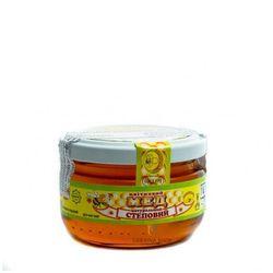Miód Pszczeli Nektarowy Wielokwiatowy Łąkowy, 100% Naturalny 480 g