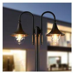 2 punktowa latarnia Lilou z aluminium