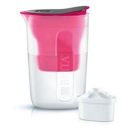 Dzbanek filtrujący Brita Fun 1,5L różowy Szybka dostawa! Darmowy odbiór w 20 miastach! z kategorii Dzbanki filtrujące