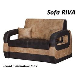 Sofa RIVA II ze sklepu SAGLAR meble