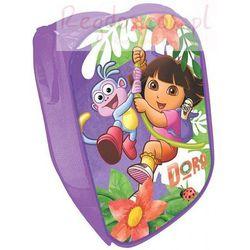 Kosz na zabawki Dora poznaje Świat - produkt z kategorii- Pojemniki na zabawki
