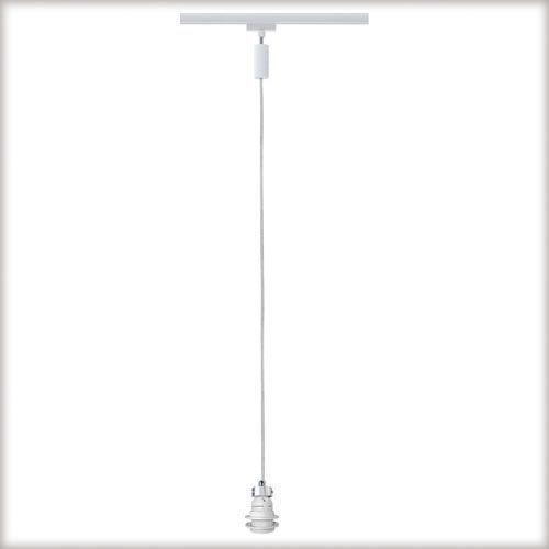 URail zwis do szyn 1x11W E27 230V biały - oferta [0593e300f1627464]
