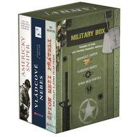 Military BOX Ben Macintyre, Donald L. Miller, Chris Kyle, Jim DeFelice, Scott McEwen, książka z kategorii Ks