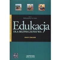 Edukacja Dla Bezpieczeństwa Zeszyt Ćwiczeń (ISBN 9788376805115)