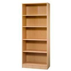 FINO - Regał biurowy,4 półki