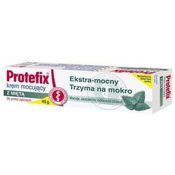 PROTEFIX krem mocujący z miętą 40 ml - produkt z kategorii- Kleje do protez
