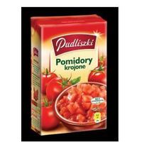 Pomidory krojone 400 g  marki Pudliszki