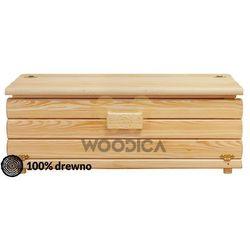 27. kufer góralski 110 marki Woodica