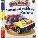 Mały chłopiec. Samochód rajdowy Rafała - Nathalie Belineau, Emilie Beaumont (14 str.)