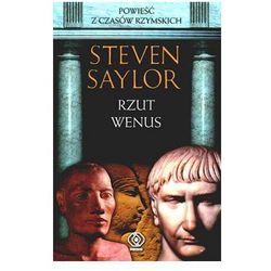 RZUT WENUS ROMA SUB ROSA STEVEN SAYLOR, pozycja wydawnicza