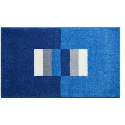 Grund Dywanik łazienkowy CAPRICIO, niebieski, 60x100cm (8590507347859)