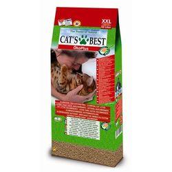 JRS Cat's Best Eco Plus - żwirek drewniany zbrylający 40l (17,2kg) z kategorii Żwirki do kuwet