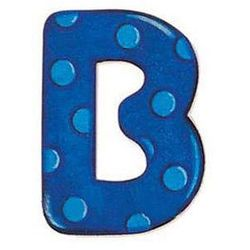 Selecta  drewniana literka b