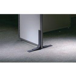 Noga metalowa, do ścianki działowej z izolacją dźwiękową, wysięg obustronny po 2
