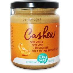 Masło z orzechów nerkowca bio 250g od producenta Terrasana