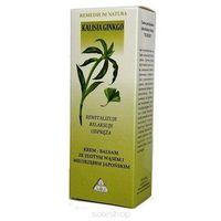 Remedium Krem-balsam kalisia ginkgo 75ml - złoty wąs z miłorzębem, eliksir