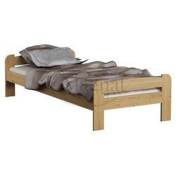 Magnat - producent mebli drewnianych i materacy Łóżko drewniane ania 90x200