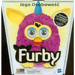 FURBY Hot - produkt z kategorii- maskotki interaktywne