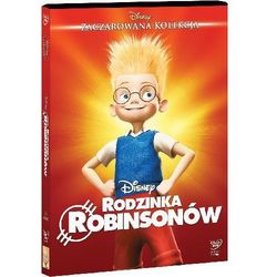 Disney. Zaczarowana kolekcja. Rodzinka Robinsonów. DVD z kategorii Filmy animowane