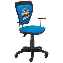 Nowy styl Obrotowe krzesło dziecięce ministyle - hot wheels 1