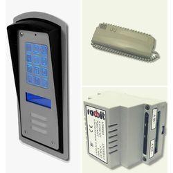 Zestaw domofonowy 10-rodzinny z szyfratorem, cyfrowy, ZEST-BRC-10