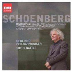 Schoenberg: Orchestral Works - Berliner Philharmoniker - produkt z kategorii- Muzyka klasyczna - pozostałe