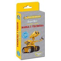 Kapitan Nauka SuperQuiz Nauka i Technika (9788377883891)