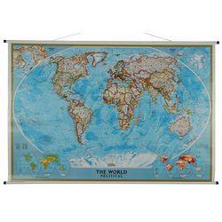 Świat mapa ścienna National Geographic