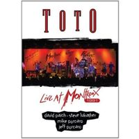 Live At Montreux 1991 (DVD) - Toto