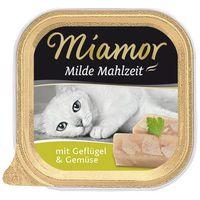 Miamor  milde mahlzeit - konserwa mięsna smak: kura z warzywami 100g (4000158750617)