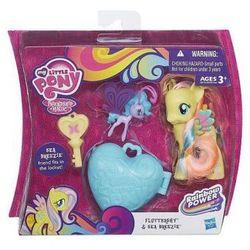 My little pony teczowe kucyki fluttershy a8742 wyprodukowany przez Hasbro