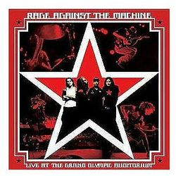 RAGE AGAINST THE MACHINE - LIVE AT THE GRAND OLYMPIC AUDITORIUM (CD) z kategorii Metal