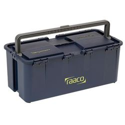 Raaco Skrzynka na narzędzia Compact 20 z 6 wkładkami 136570