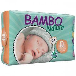 Bambo Nature Premature 1-3kg, 24szt. z kategorii Pieluchy jednorazowe