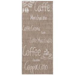 dywan cottage coffee mink/wool 60x180cm, 60x180cm marki Dekoria