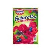 Dr. oetker Galaretka o smaku owoców leśnych 77 g  (5900437034041)