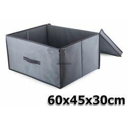 Verk Pudełko pojemnik skrzynia na pościel odzież duża