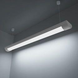 vidaXL Lampa sufitowa, świetlówka LED 28W zimny biały+zestaw do zawieszania - oferta [4517d4aabfa34786]