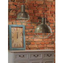 Zegar prostokątny MAZINE OLD HOUSE bogata chata (5907608331145)