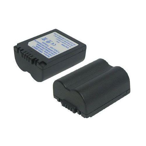 Bateria do aparatu cyfrowego PANASONIC CGR-S006E (akumulator fotograficzny)