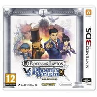 Nintendo 3DS Professor Layton vs Phoenix Wright